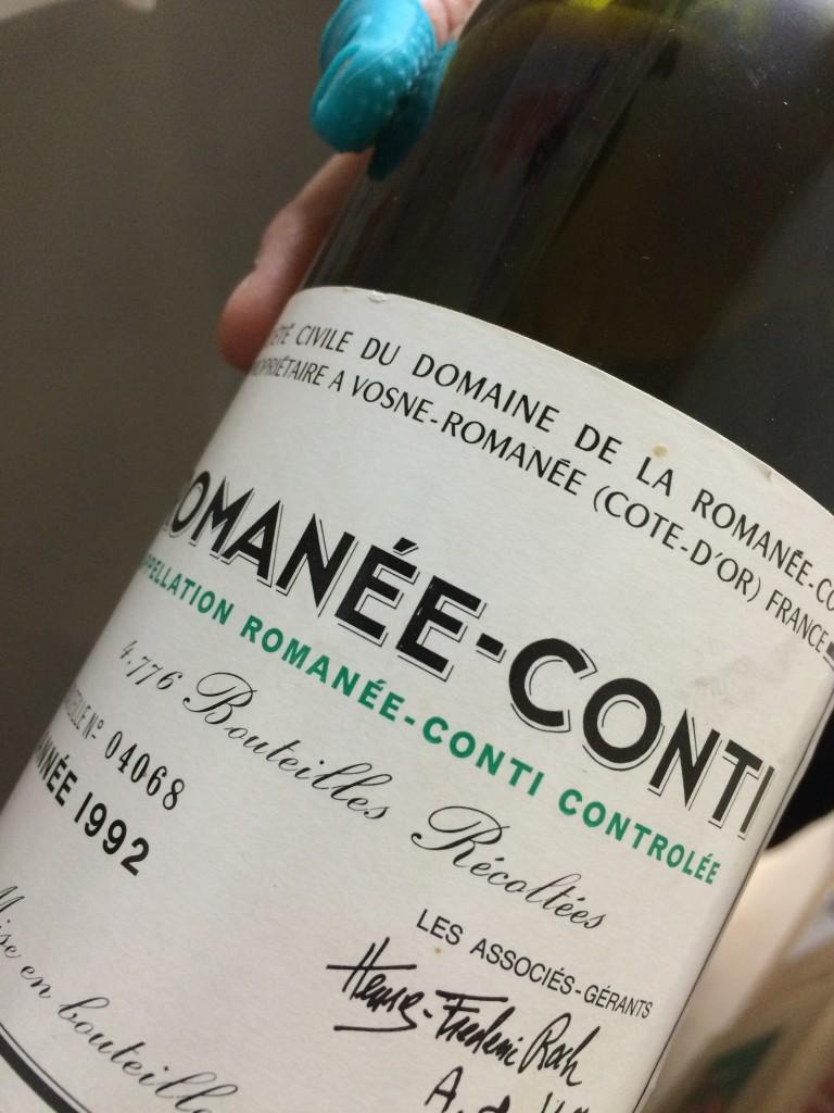 Romanée Conti